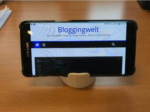 Useful phone stand