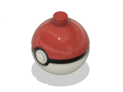 X-Mas Pokeball