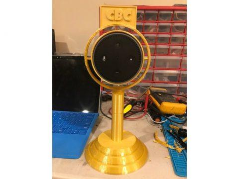Amazon Alexa Dot Microphone (cbc)