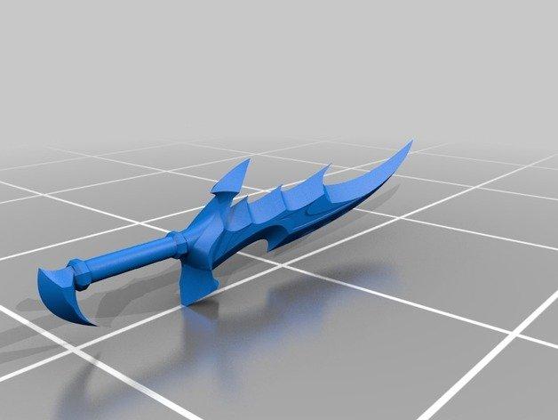 Blade of Woe - Elder Scrolls Online