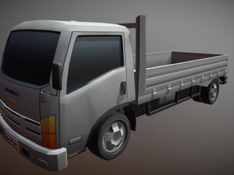 Chevrolet Jumbo Truck