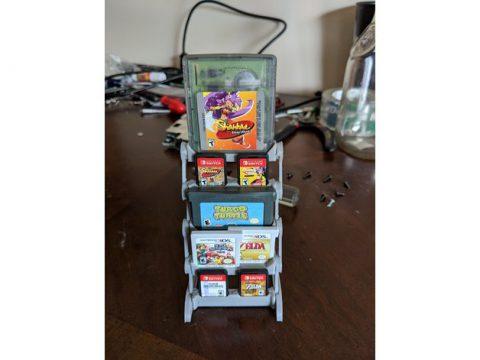 Game Stack Modular Game Display System