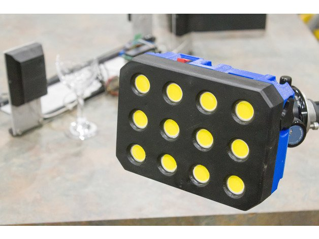 High-Speed LED Flash