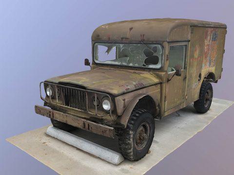 Kaiser Jeep M725 ambulance