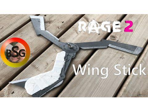 Rage 2 - Wingstick