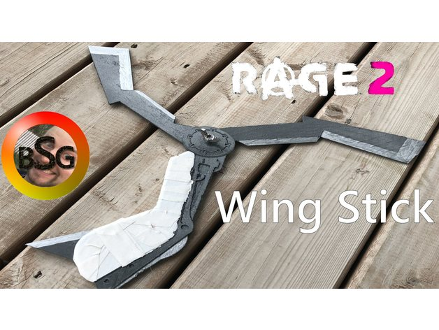 Rage 2 - Wingstick
