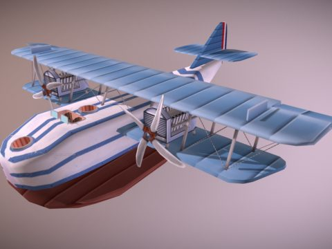 Game Art: The Flying Circus