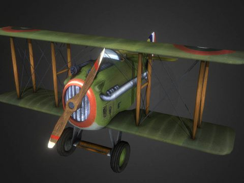 The Flying Circus - SPAD XIII