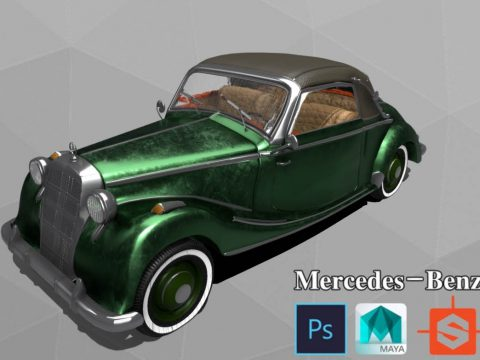 Mercedes benz 170s