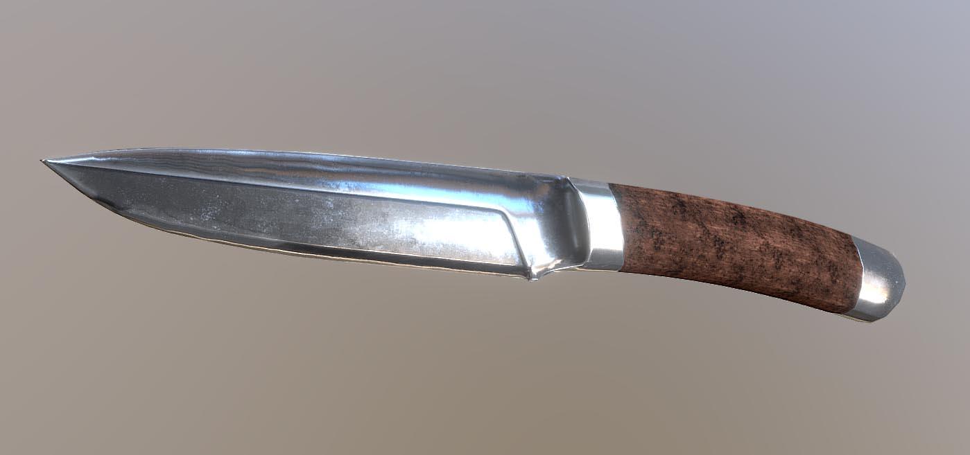 Geralt's trophy Knife