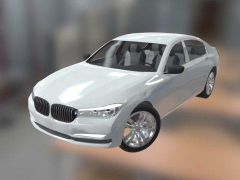 BMW 750 Le
