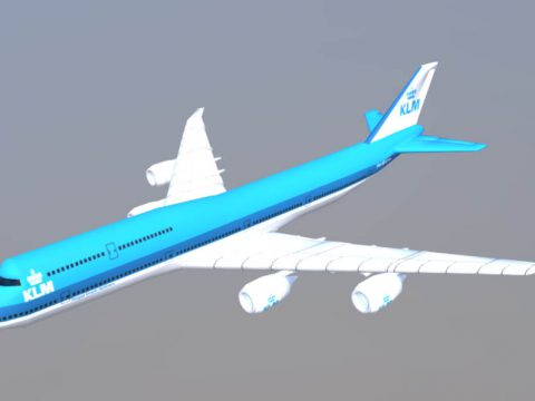 Boeing KLM