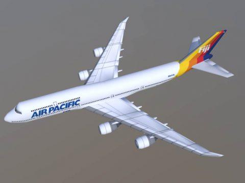 Boeing_Fiji Airways(Air Pacific)