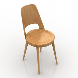 Chair Nord 3d model