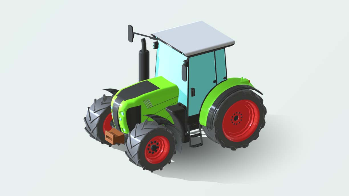 Claas 630 Arion