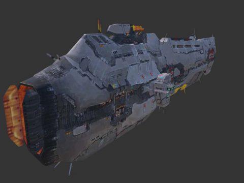 Crucero De Batalla VGR