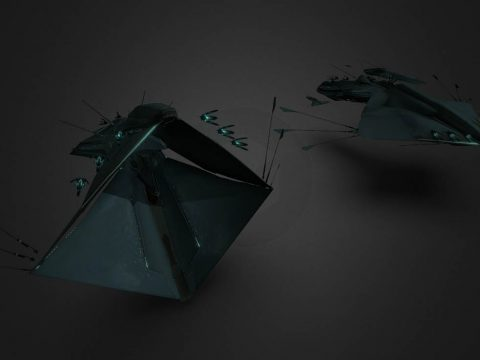 Drifter Dreadnought - Mashup Prototype