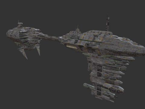 Fragata Nebulon B Teladi III