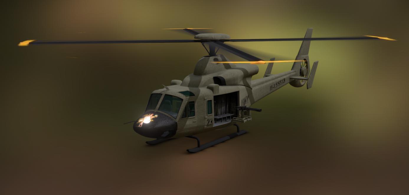 GTA V - Valkyrie | Free 3D models
