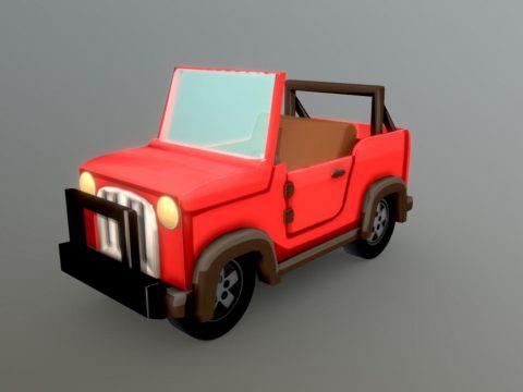 HCR2 Jeep