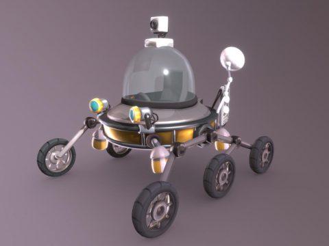 HCR2 Moonlander