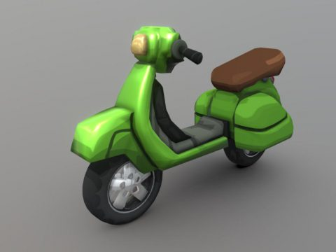 HCR2 Scooter