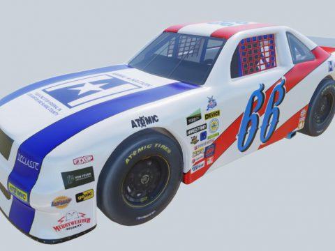 Hotring Sabre (Chevrolet Lumina NASCAR)