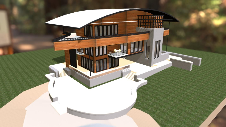 Koi House
