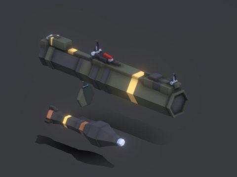 M72 Law Rocket Launcher