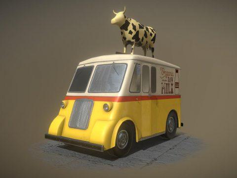 Milk car