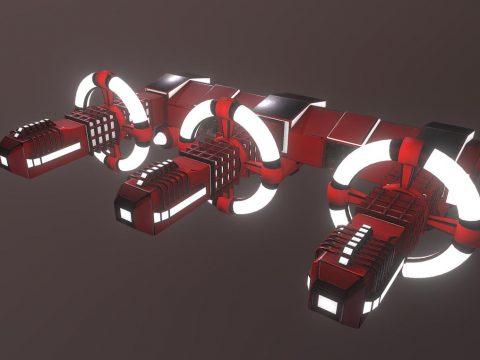 Mining Spaceship
