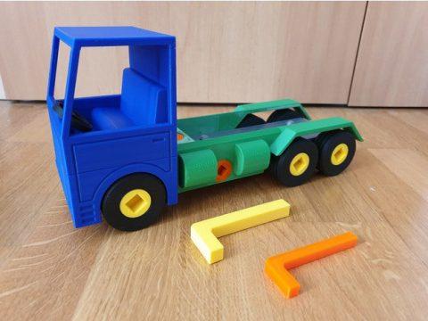 Modular Truck: Base Truck