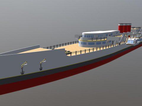 Oceania Passenger ship