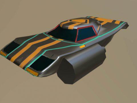 Scifi-Coupe