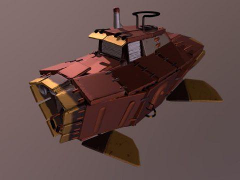 Ship-thingy