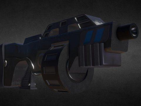 Shotgun from Quake II