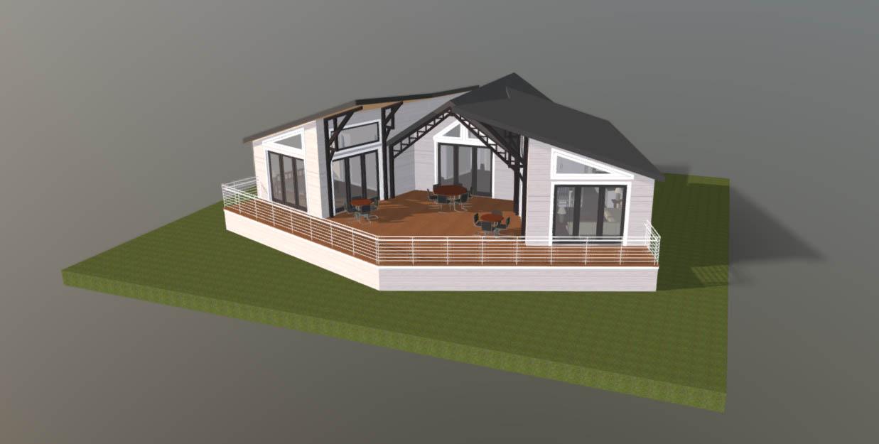 Small Home Porch Life