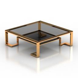 Table Eichholtz HUNTINGTON 3d model