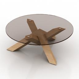 Table Kare 3d model