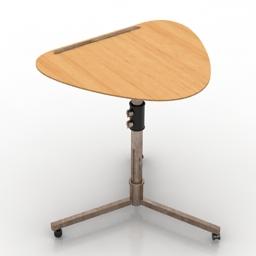 Table Memo 3d model