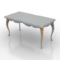 Table versace berenice 3d model