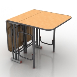Table 3d model free
