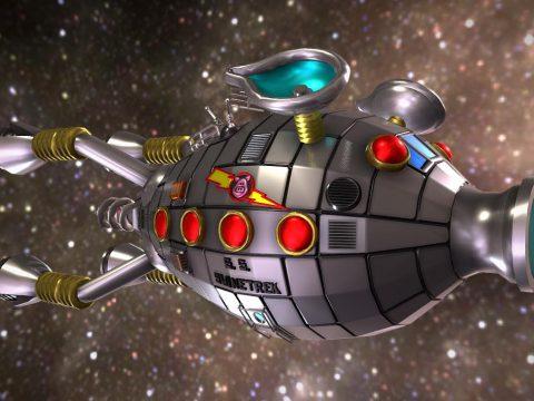 The S. S. SwinTrek (Pigs In Space) 40m