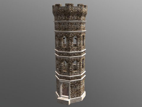The Watchtower 3D model
