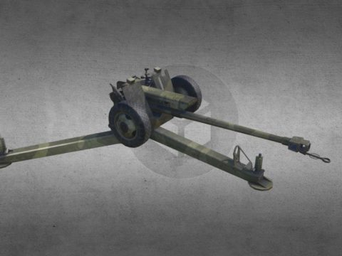 URSS Howitzer D-30