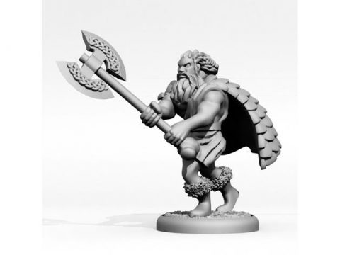 Valeb the Axeman