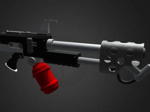 """W40K Flamer """"Dark Forge"""""""