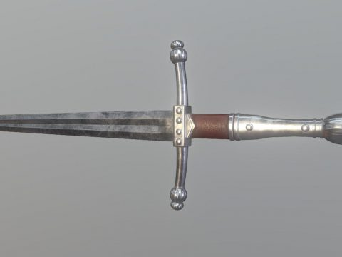 Warden Sword from For Honor