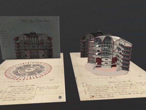 Panopticon: A Round Prison
