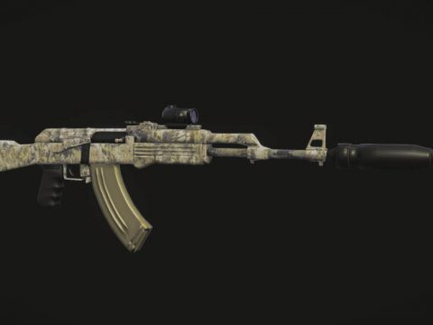 AK-74 Kryptek Highlander